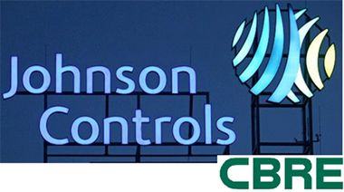 Johnson Controls (JCI), Recentelijk Overgenomen Door CBRE