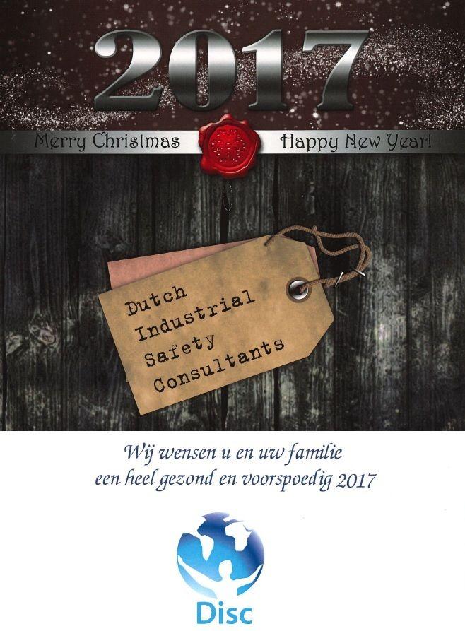 Disc Prettige Feestdagen 2017