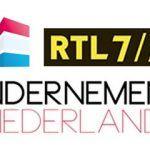 """Disc In Het Programma """"Ondernemend Nederland"""" Van RTL 7"""